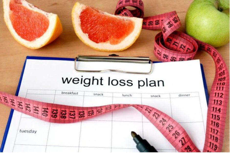 Achieving long term weight loss with a dietician